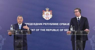 hungary serbia visit
