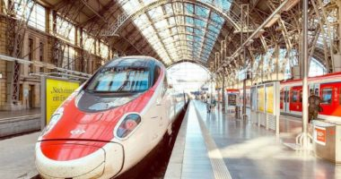 railway frankfurt high speed