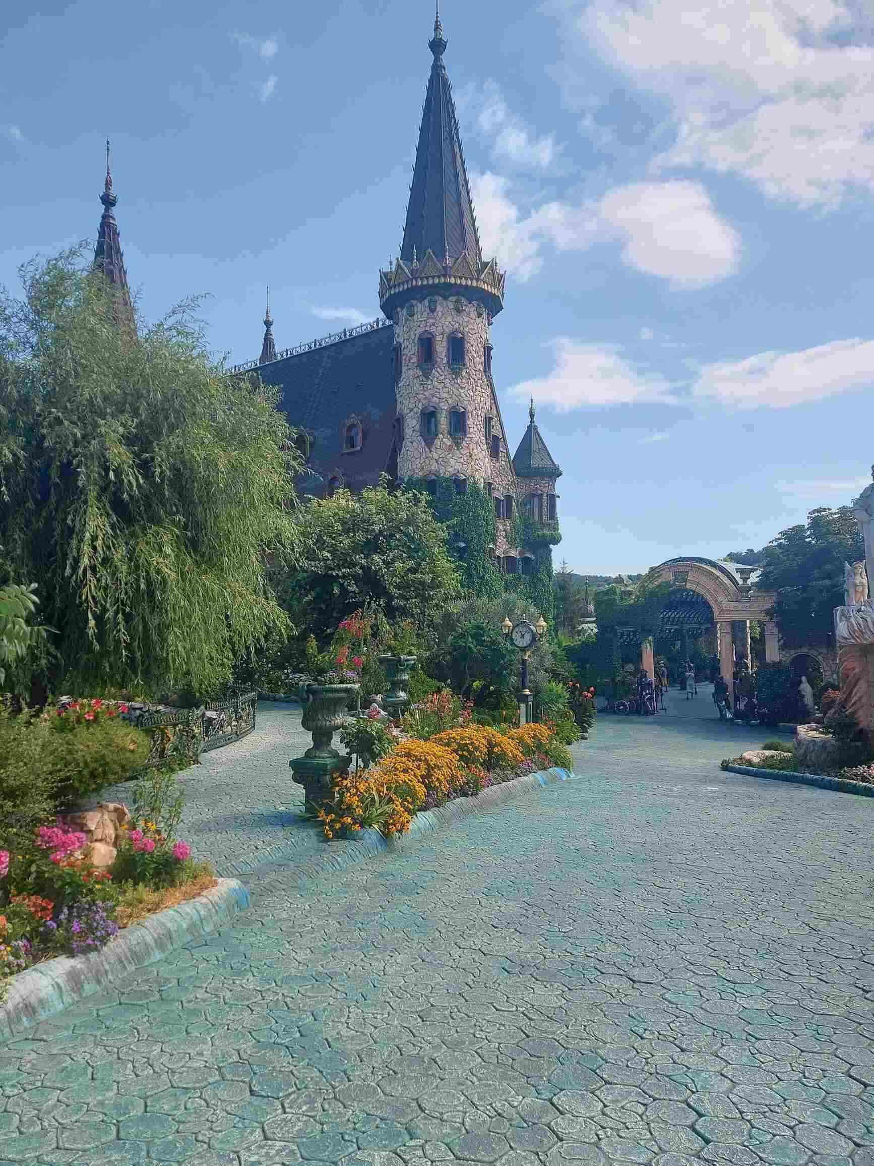Bulgaria castle