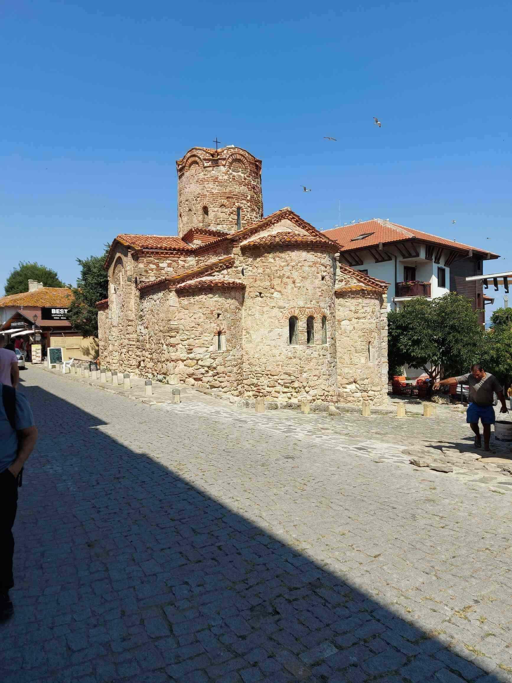Bulgaria church culture