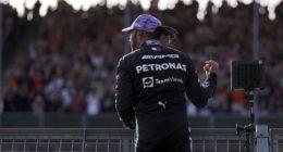 Hamilton Hungary Formula One