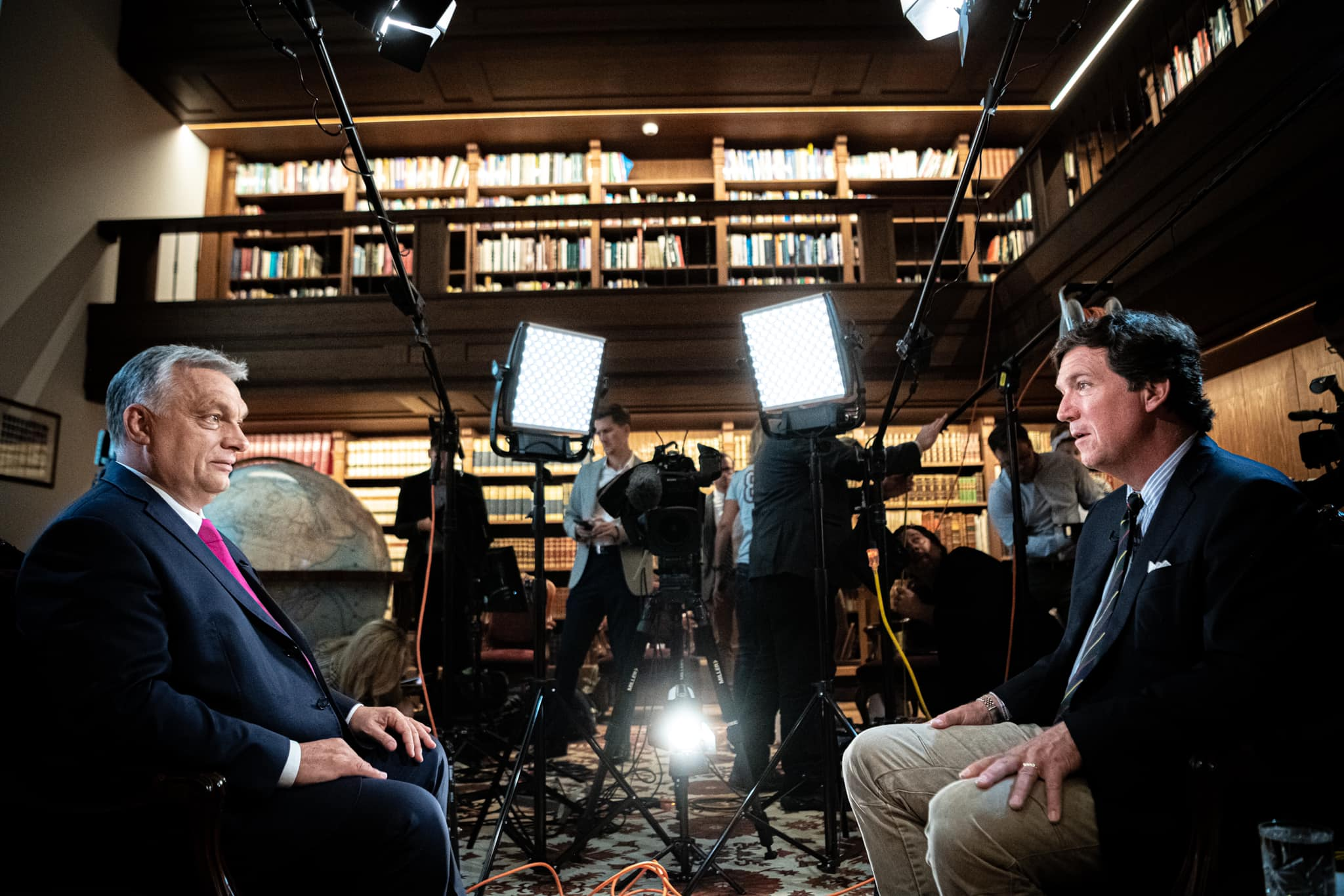 Hungary Fox News interview