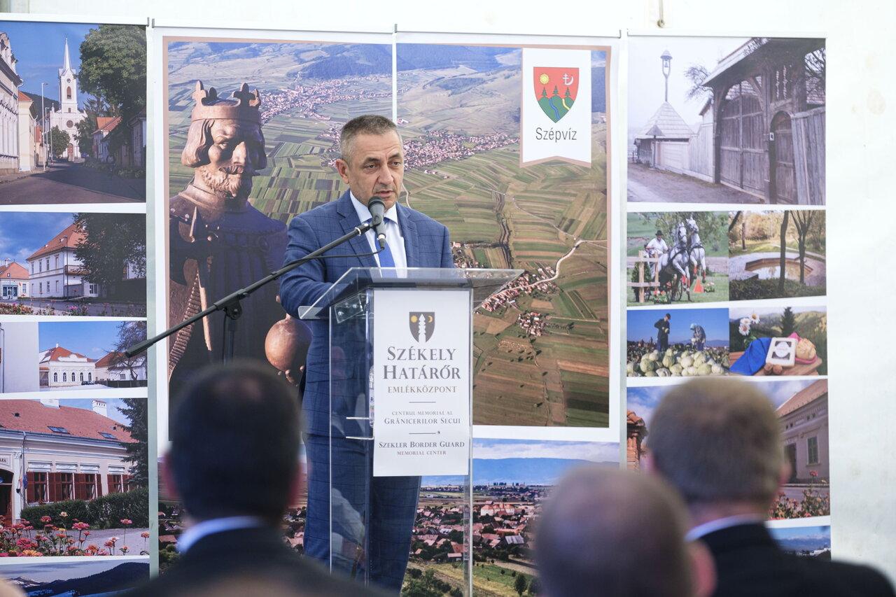 Hungary Szekler inauguration