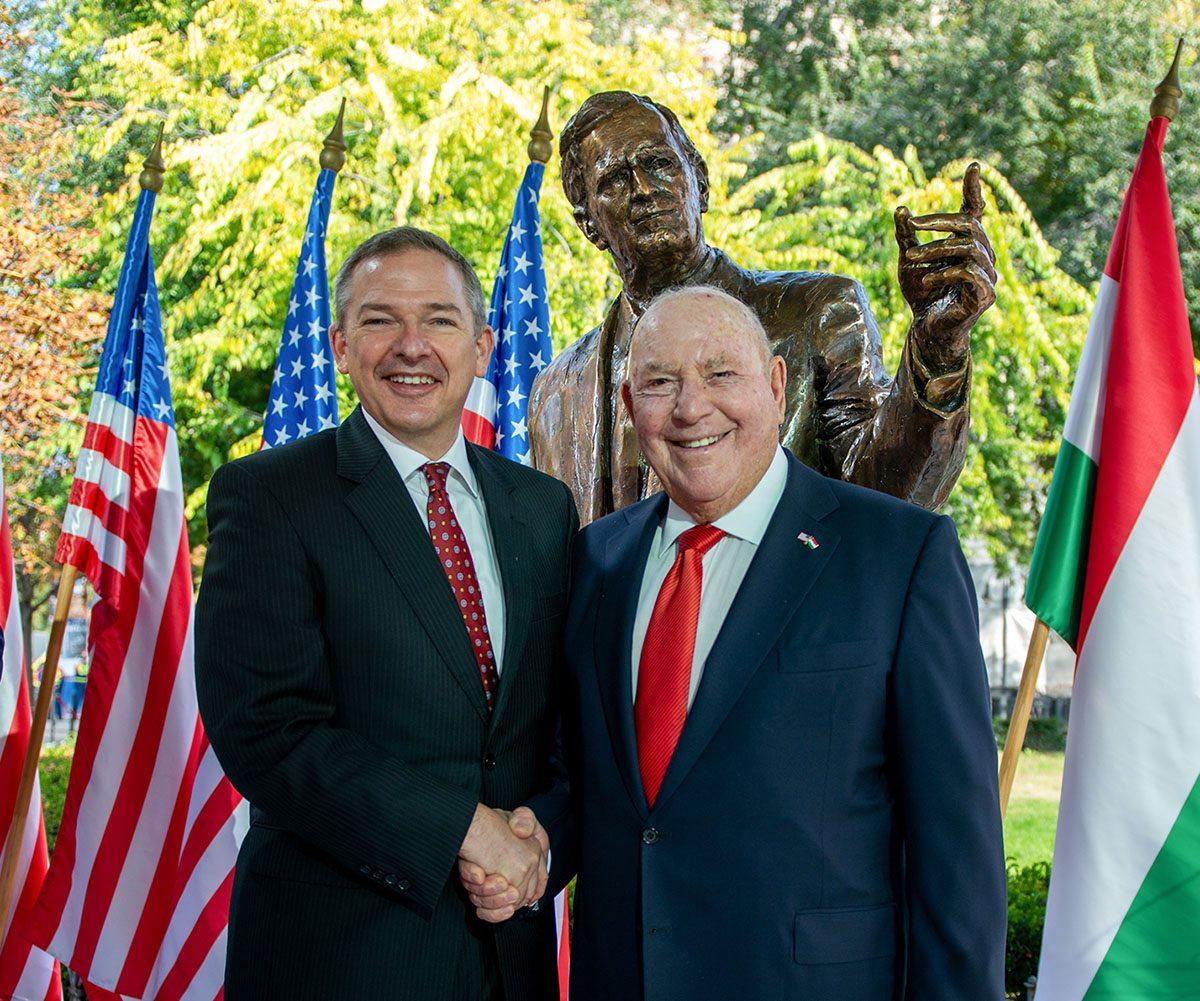 Hungary USA embassy