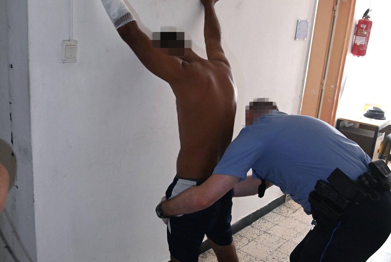 Hungary police Budapest murder