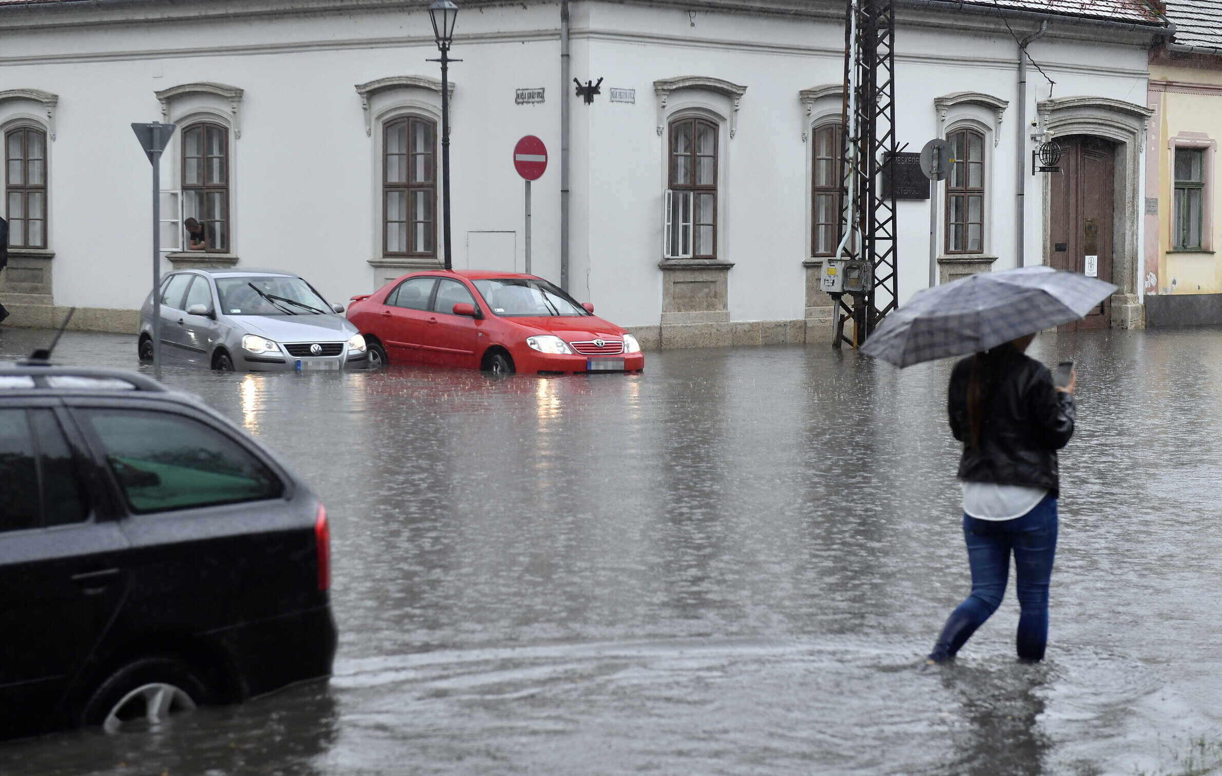 hungary weather storm