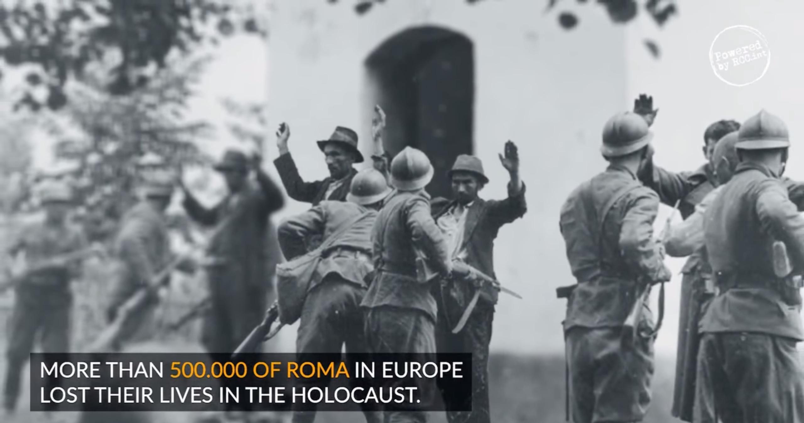 roma holocaust