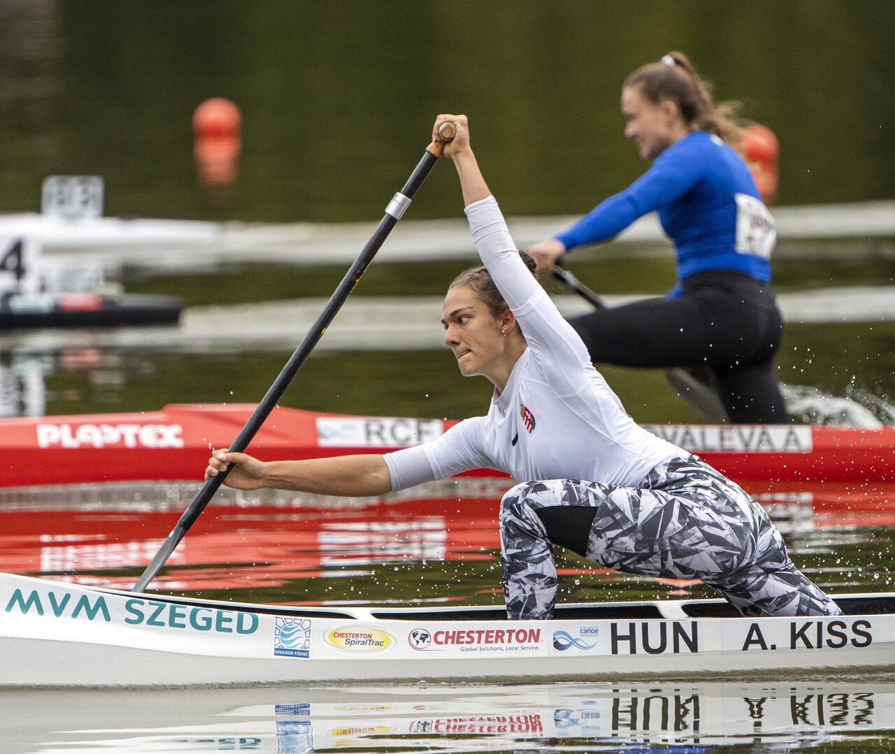 2021 ICF Canoe Sprint World Championships 9