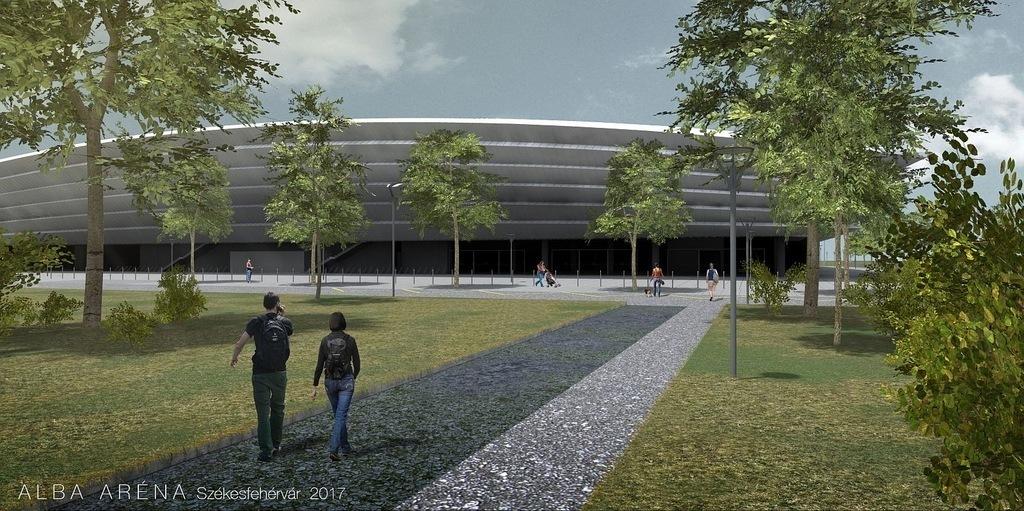 Alba Aréna Székesfehérvár 4