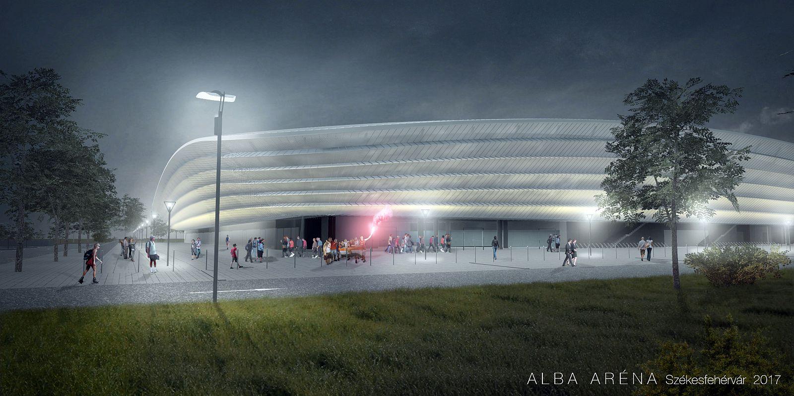 Alba Aréna Székesfehérvár 6