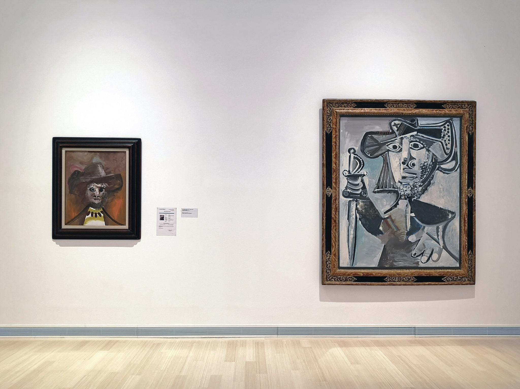 Budapest Ludwig museum Picasso
