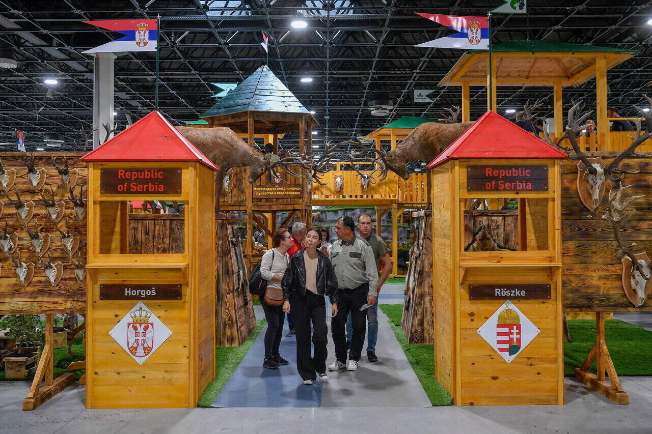 Budapest World Hunting Expo 23