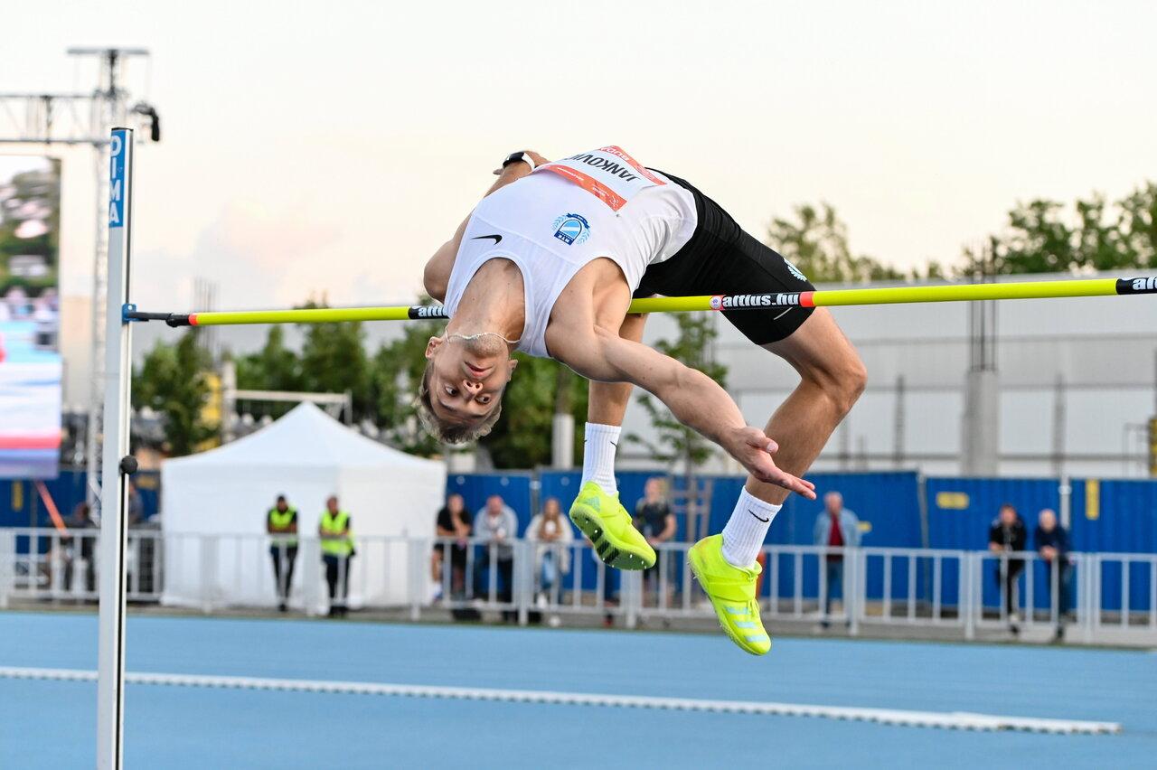 Budapest-athletics