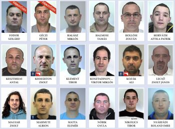 Crime Criminal Police Most Wanted