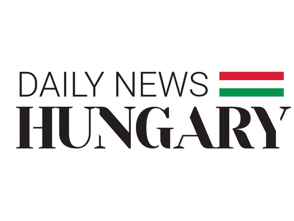 Daily News Hungary Logo Új