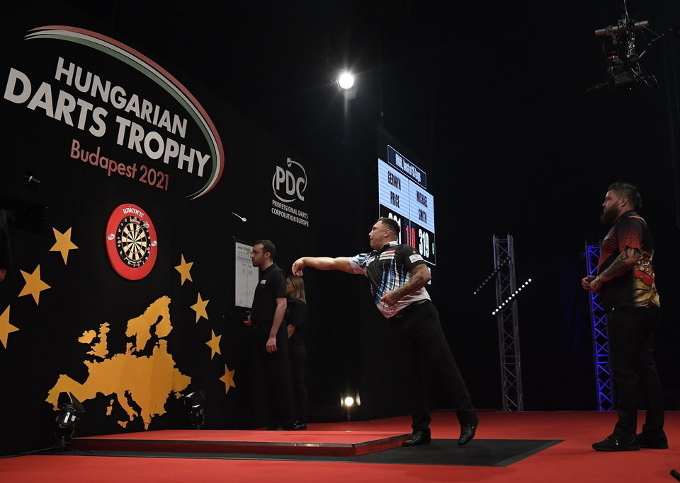 Hungarian Darts Trophy