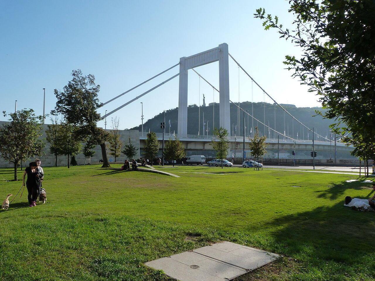 Elisabeth Bridge Erzsébet híd 1