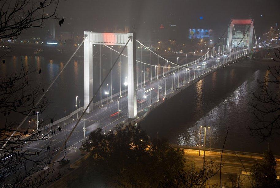 Elisabeth Bridge Erzsébet híd 2