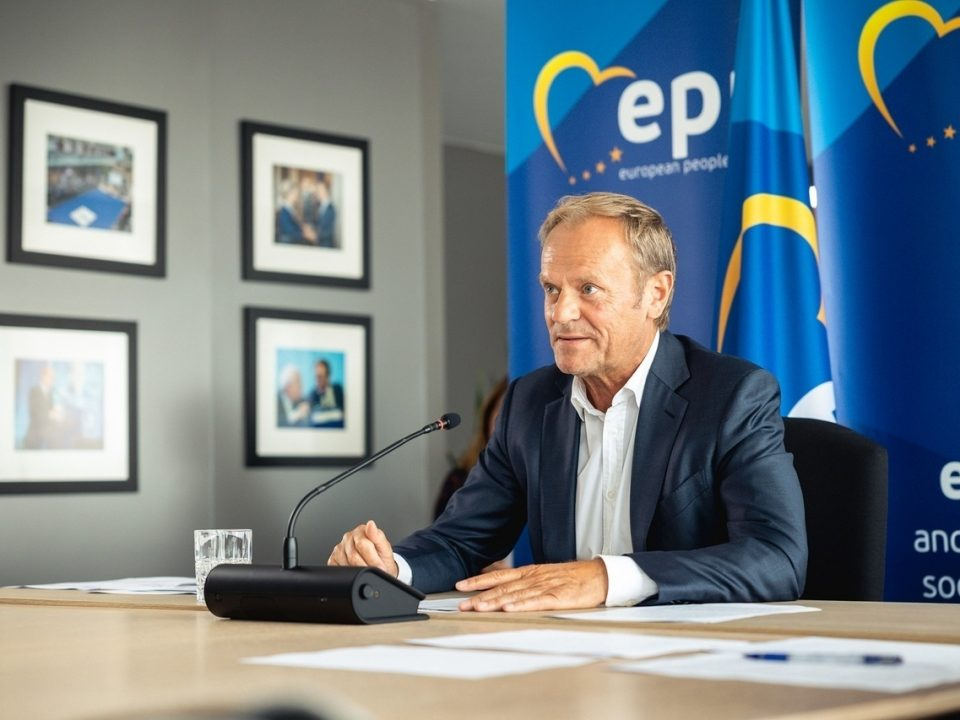 European People's Party EPP