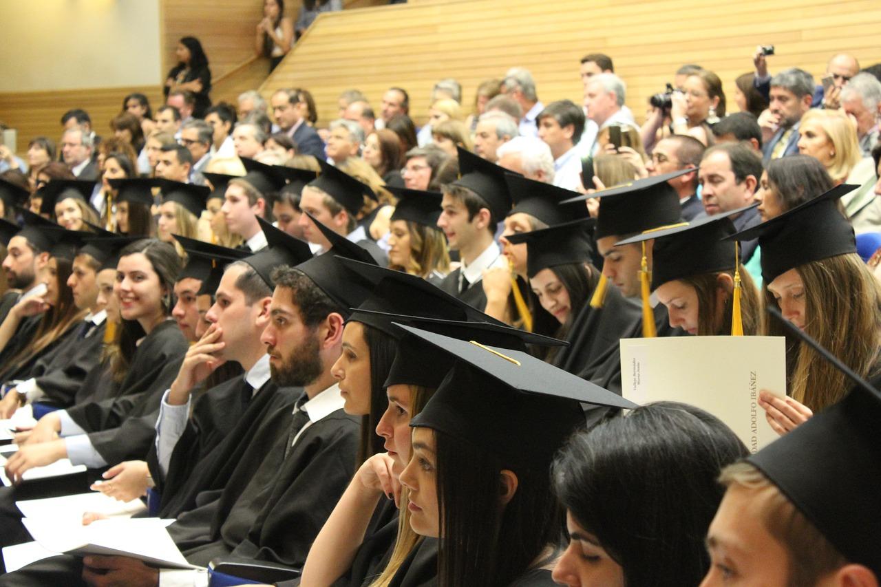 Graduation University Higher Education