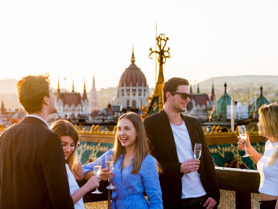 Hungary Budapest Brain Bar