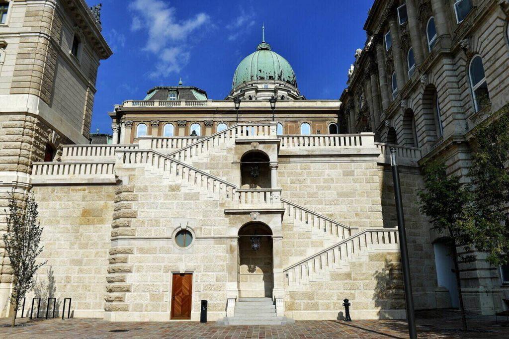 Hungary Budapest Buda Castle