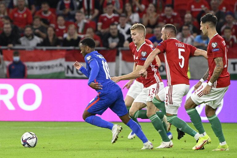 Hungary-England-football