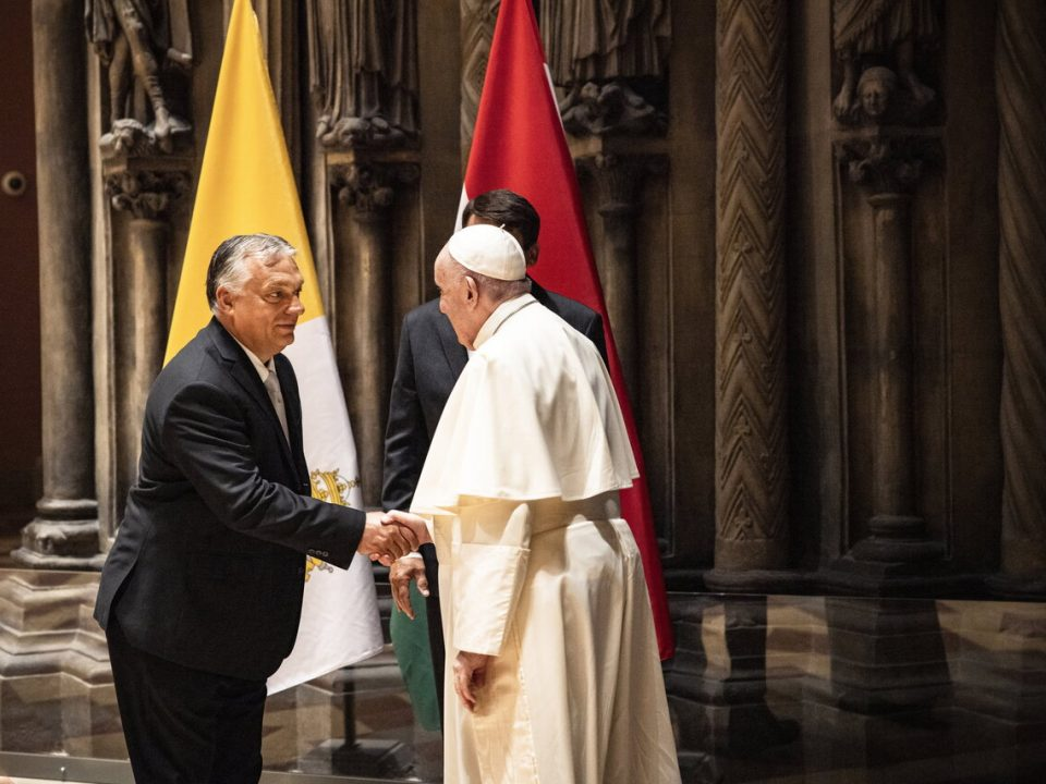 Hungary-Orban-Pope-Francis