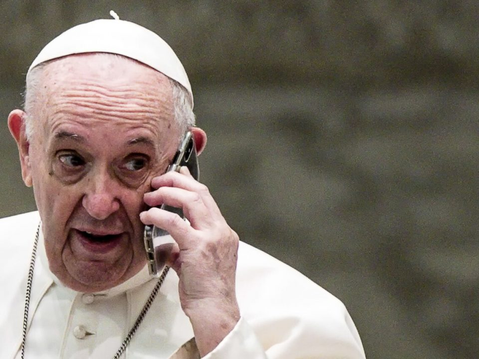 Hungary Pope Francis