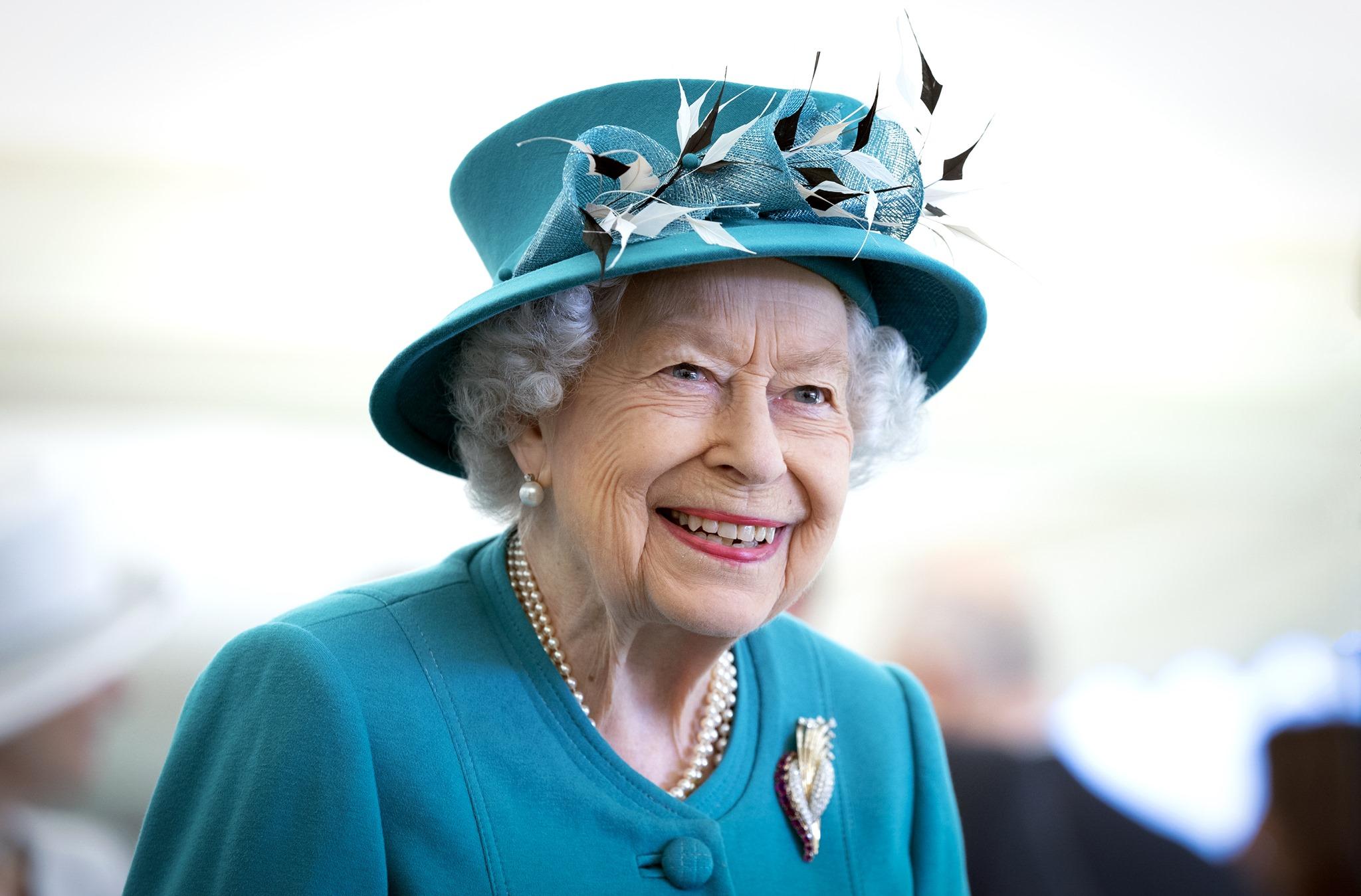Hungary Queen Elizabeth II