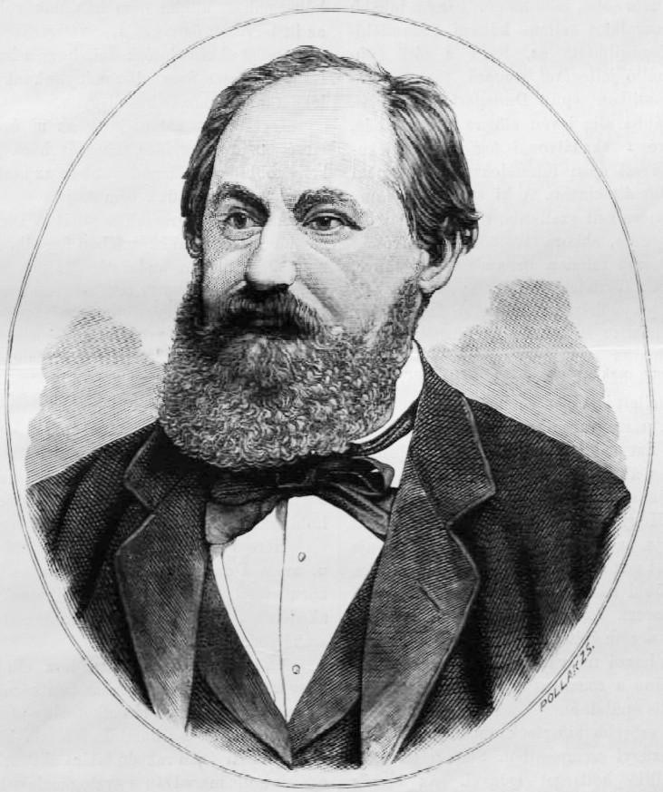 Imre Steindl Portait