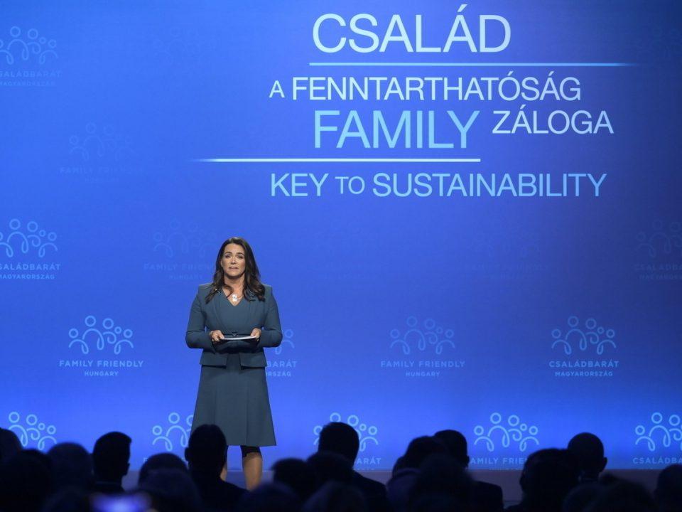 Katalin Novák Family Affairs 1