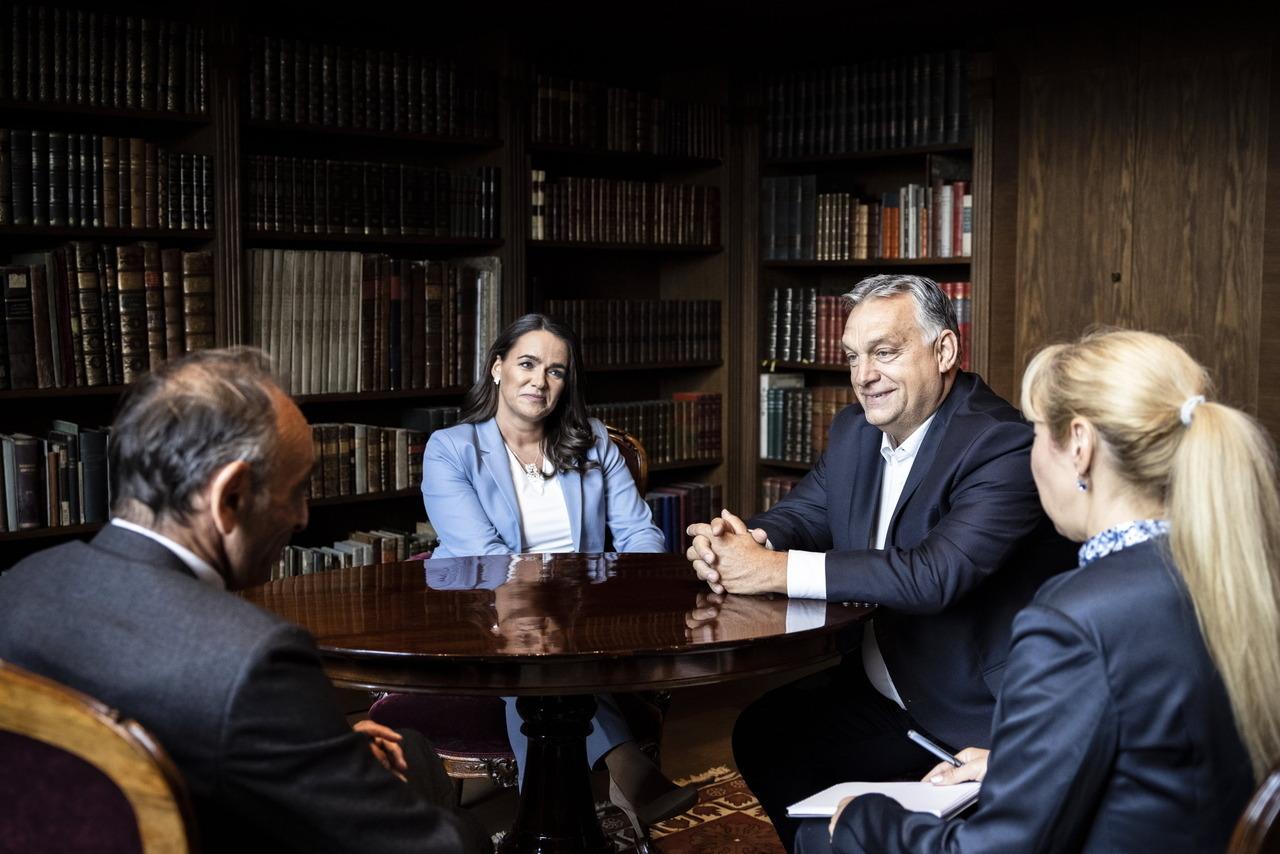 Katalin Novák Family Affairs 2 Viktor Orbán