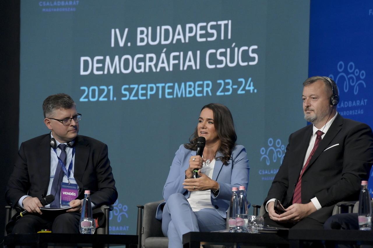 Katalin Novák Family Affairs 2