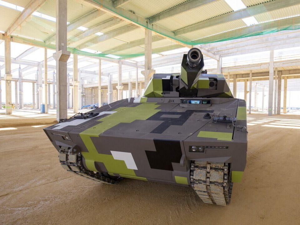 Lynx Combat Vehicle Factory 6