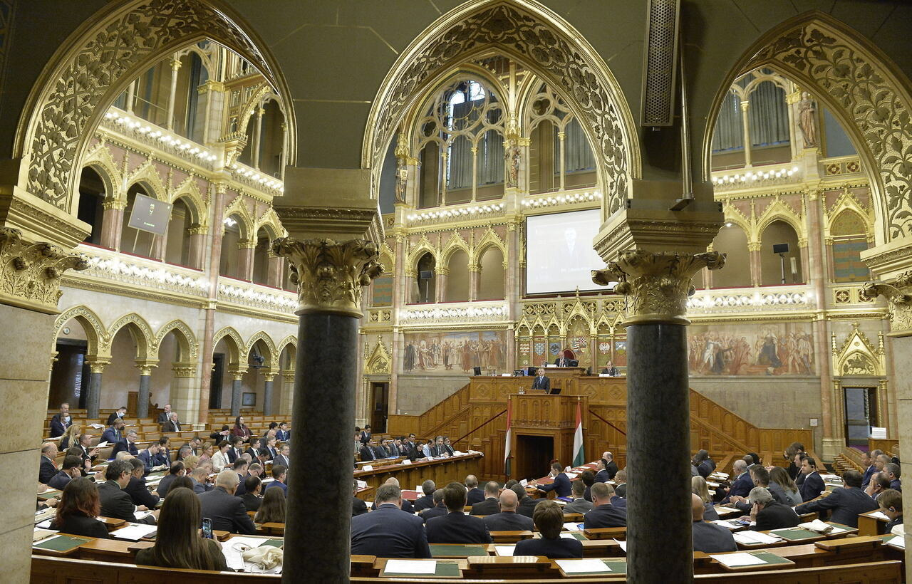 Parliamentary Intelligence-Security Forum held in Budapest