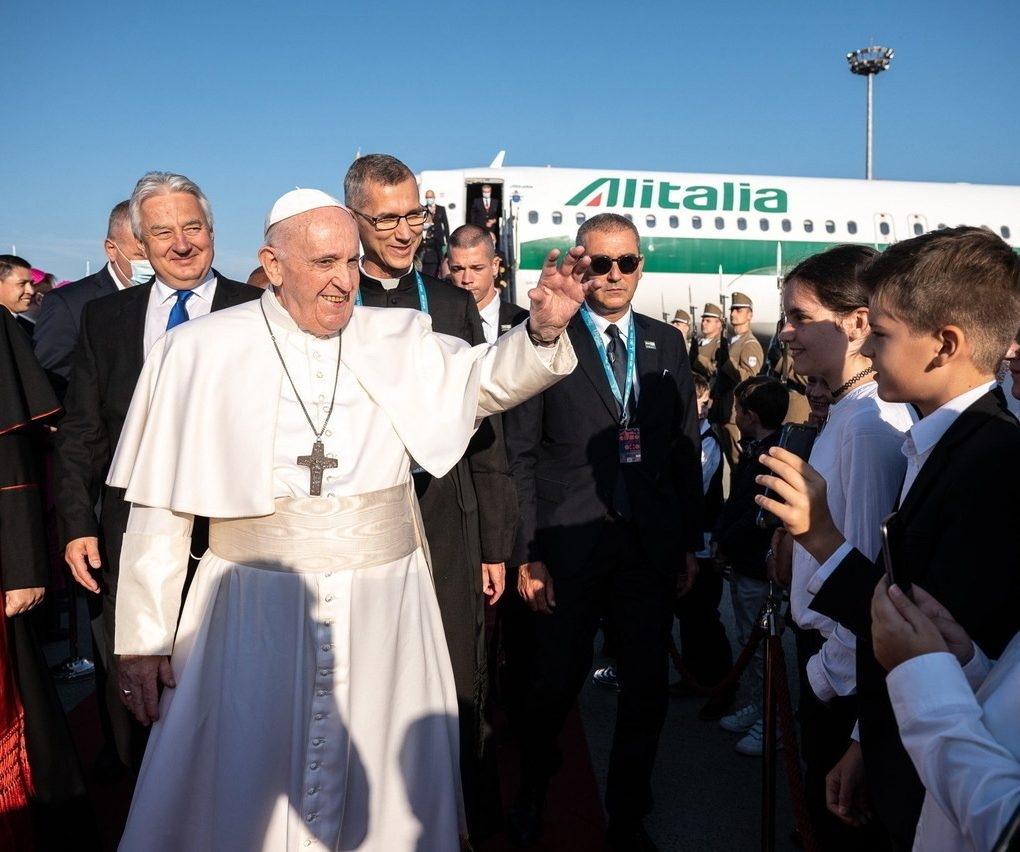 Pope Francis in Hungary 8