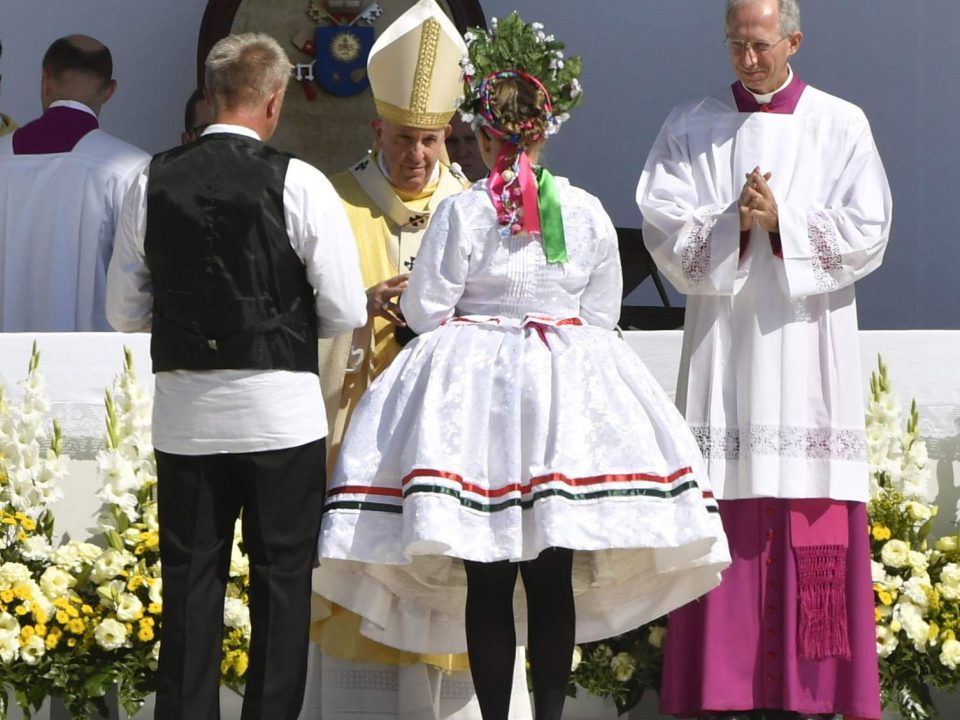 Pope's visit showed Hungarians' love for Holy Father