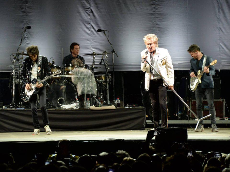 Rod Stewart-concert-music