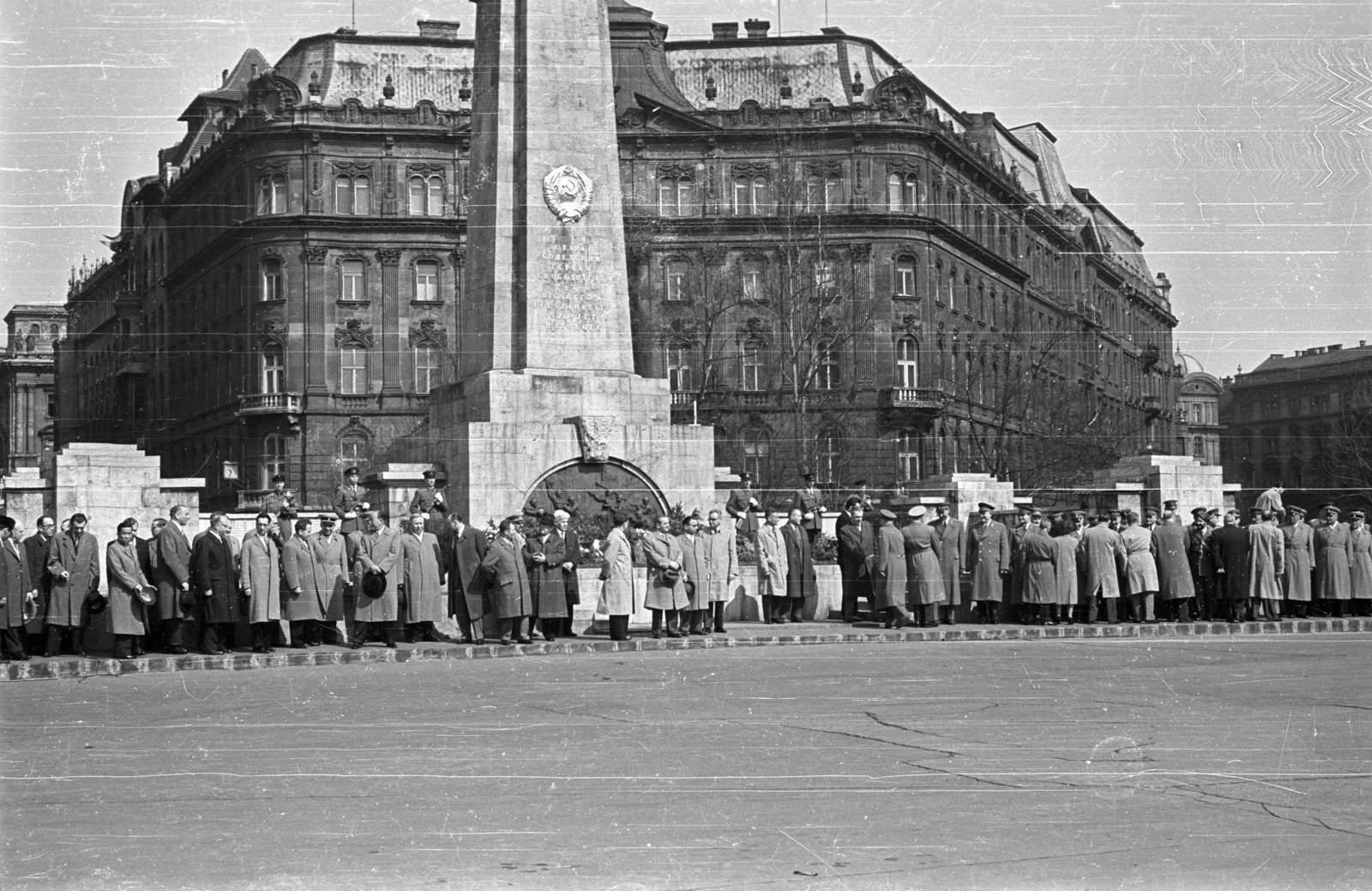 Budapest history