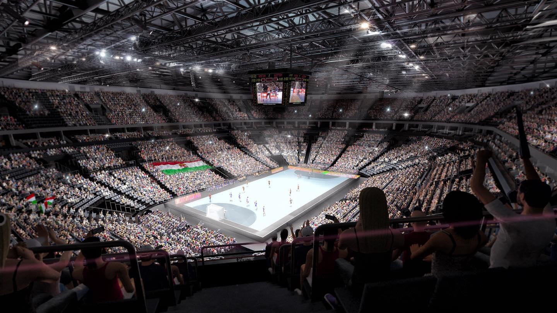 handball stadium budapest 1