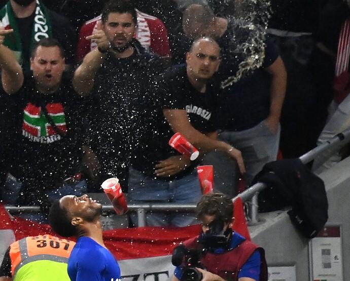 Hungary England football