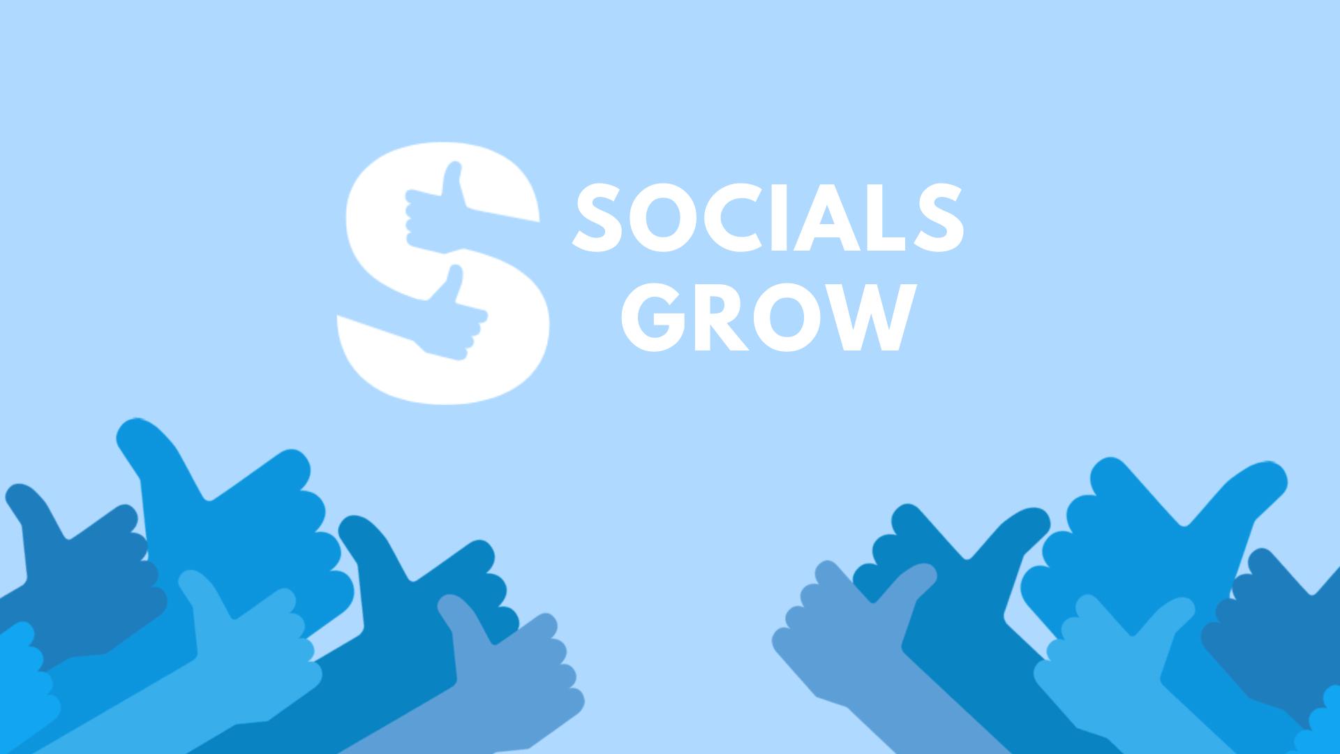 socials grow