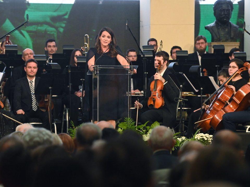 1956 Speech Commemoration Revolution Katalin Novák