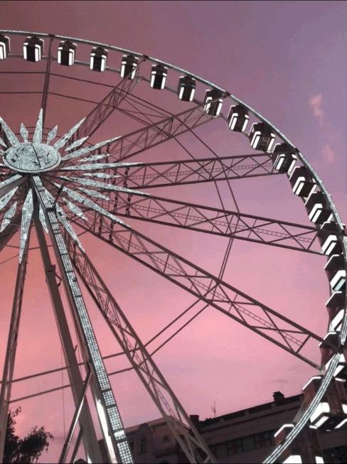 Budapest Ferris Wheel
