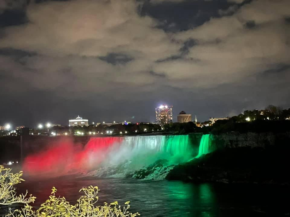 Consulate General Canada Niagara Falls Hungary 1956
