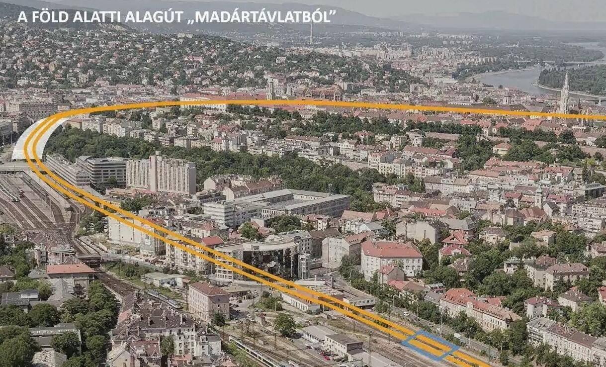 Danube Tunnel Project-Budapest-development-transport