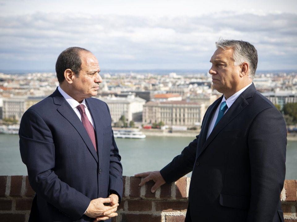 Egypt-Orban-Budapest