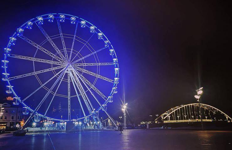 Győr Ferris Wheel