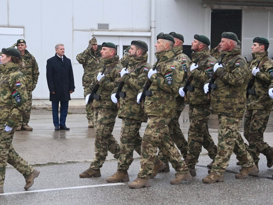 Hungarian Defence Forces in Kosovo